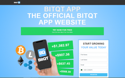 BitQT Review –Scam Or Legit? Here's You Need To Know