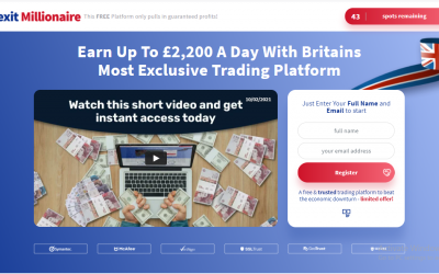 Brexit Millionaire Trading Review 2021 – Is It Genuine Trading App?